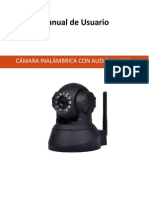 Manual de Usuario(Camara)