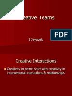 5 Creative Teams
