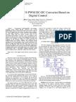 A Novel FB ZVS PWM DC-DC Converter Based on Digital Control