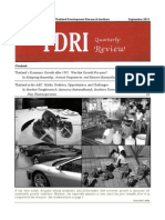 TDRI Quarterly Review