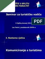 Predavanje Za Tecaj Za Vodice 3 Cjelina ZSM 2010