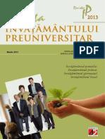 Revista Invatamant Preuniversitar - Martie 2013