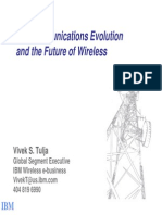 Telco Evolution