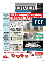Liberian Daily Observer 12/23/2013