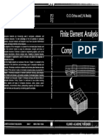 168821887 Finite Element Analysis of Composite Laminates JN Reddy PDF