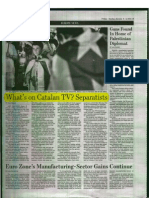 Whats on Catalan TV Separatists_WSJ
