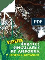 Ruta Árboles singulares de Andorra