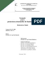 NP 112-2004 - Proiectarea Structurilor de Fundare Directa