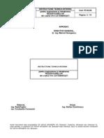 Instructiuni Tehnice Pentru Exploatarea Rezervoarelor