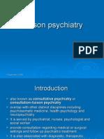 Liaison Psychiatry