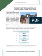 Estudio Aislacon Viviendas en Chile