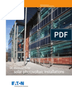 PA00801007E - 600Vdc Solar Disconnect Product Guide