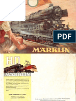 Maerklin Katalog 1951 En