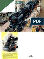 Maerklin Katalog 1953 En