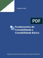 Fundamentos de Contabilidade e Contabilidade Básica - UNISA