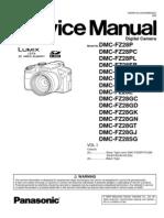 DscFZ28ce Service Manual