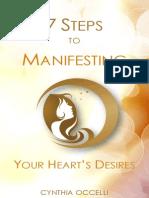 Cynthia Occelli the 7 Steps eBook