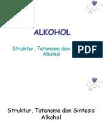 Alcohols 2013