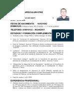 Enrique CurriculumVitae