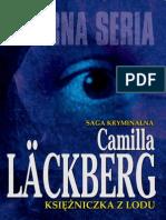Camilla LÄCKBERG - Saga z Fjällbacki_1 - Księżniczka z lodu