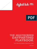 BBDO the Multiscreen Dayparting Playbook