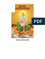 Sri Sai Vratakalpam in English
