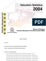 Education Statiistic 2004