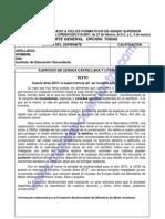 Cfgs. Lengua General 2007