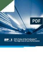 PMI Pulse Report 2013Mar4