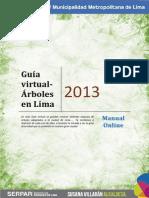 Guía virtual - Arboles en Lima al 18.12.2013