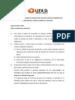Reglamento Examen Grado 2013
