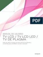 Manual 42lv4550