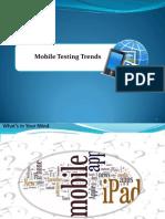 Mobile Testing QAAC