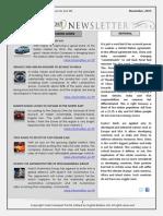 India Transport Portal Newsletter - November, 2013