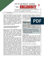 "DEEZ - Extrablatt 01.2014 - ""E"" wie ..."
