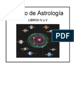 Curso de Astrologia - Libros 4 Y 5