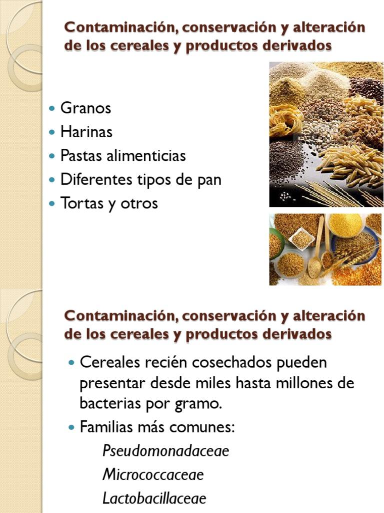 Cereales pdf de tipos