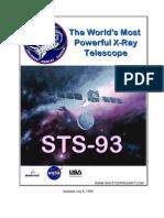 NASA Space Shuttle STS-93 Press Kit