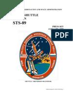 NASA Space Shuttle STS-89 Press Kit