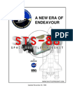 NASA Space Shuttle STS-88 Press Kit