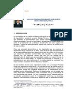 La Investigacion Preliminar en El Ncpp (1)