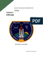 NASA Space Shuttle STS-84 Press Kit