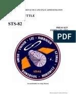 NASA Space Shuttle STS-82 Press Kit