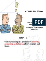 4 Communicating