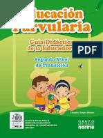 2niveltran Guia Didactica de La Educadora