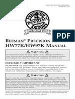 Beeman HW97 MKIII Air Rifle
