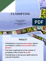 5 Classifying