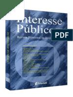 Artigos Revista Interesse Publico