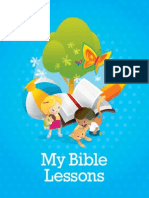Bible/comic for small children