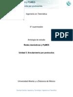Unidad 3. Enrutamiento Por Protocolos